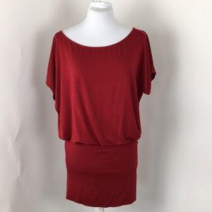 RACHEL PALLY Blouson Mini Knit Dress